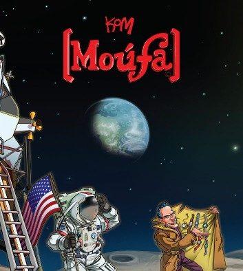 Moufa Album Cover from George Komiotis